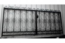 Portail Reignac-droit