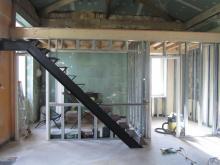 Escalier Métallique d'intèrieur